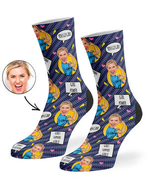 Strong Women Socks