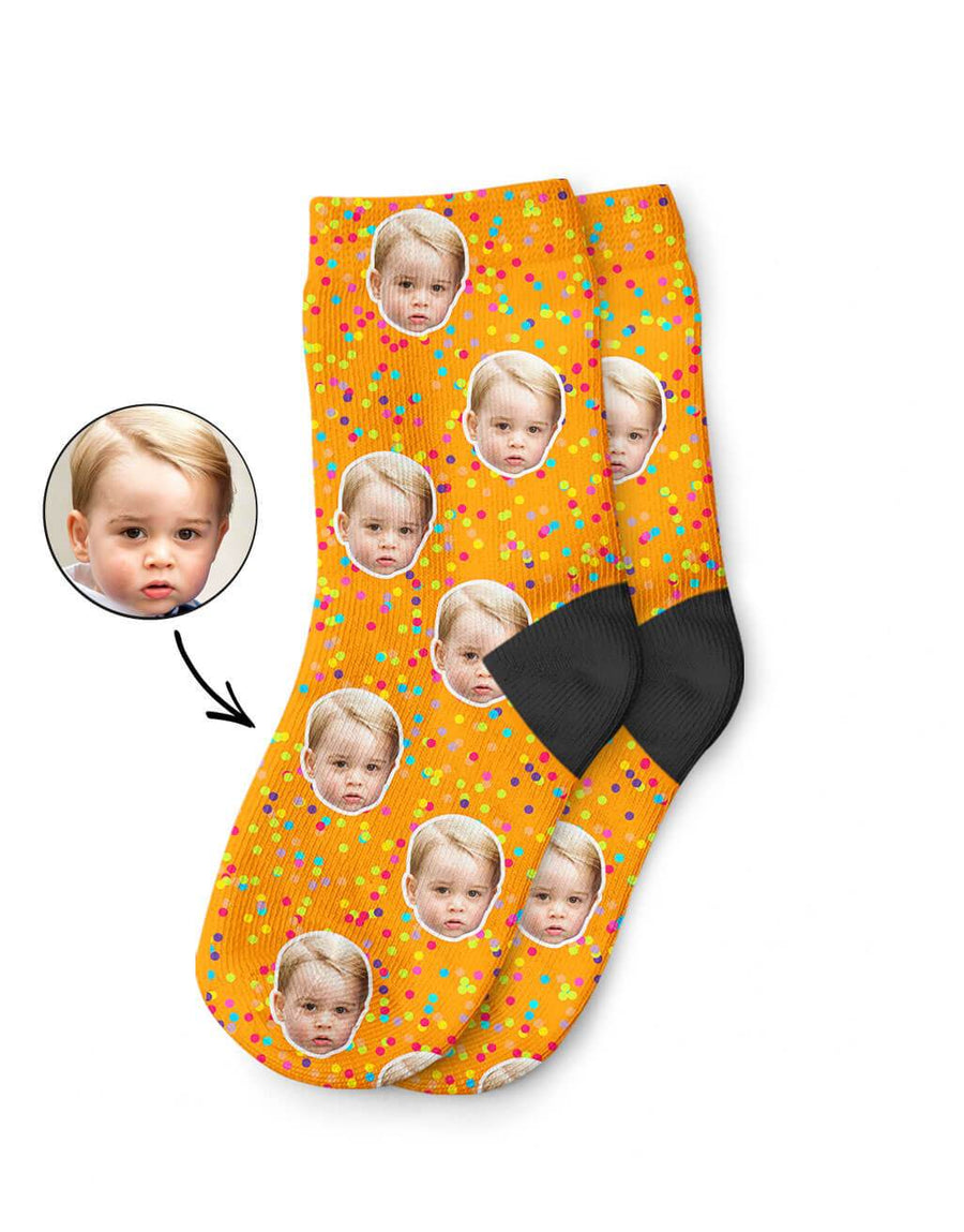 Colorful Kids Socks