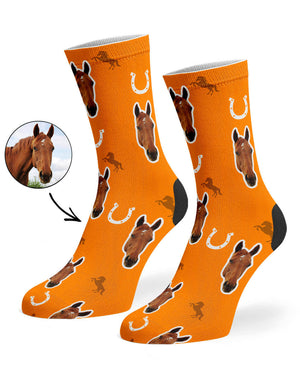 Your Horse on Socks