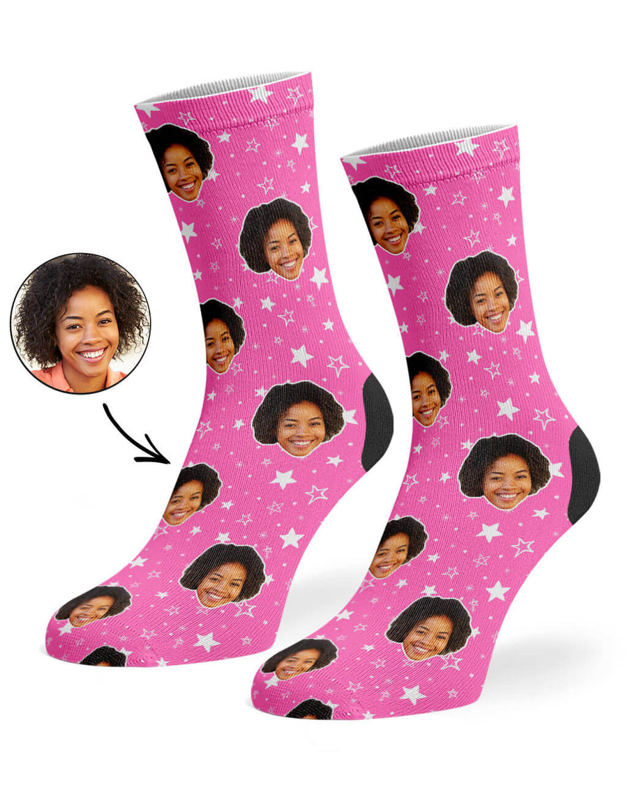 Star Pattern Socks