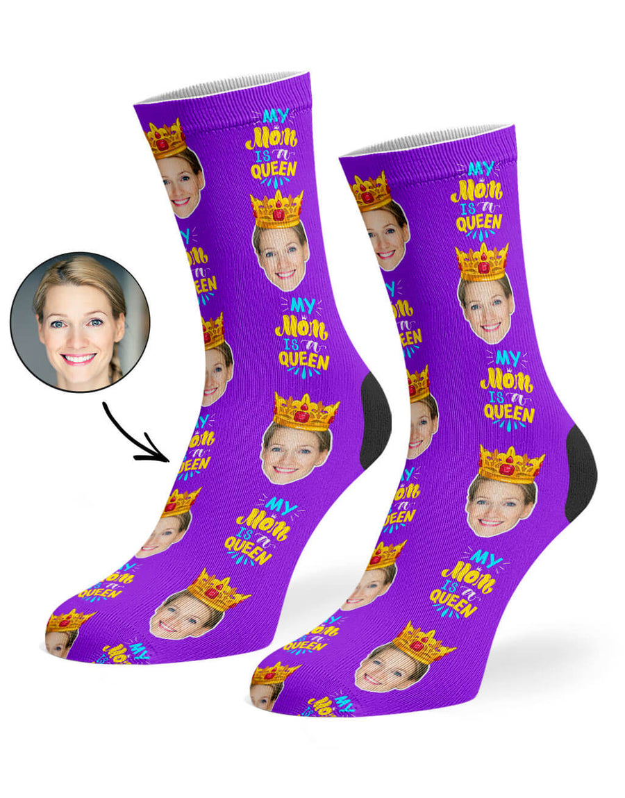Queen Mom Socks