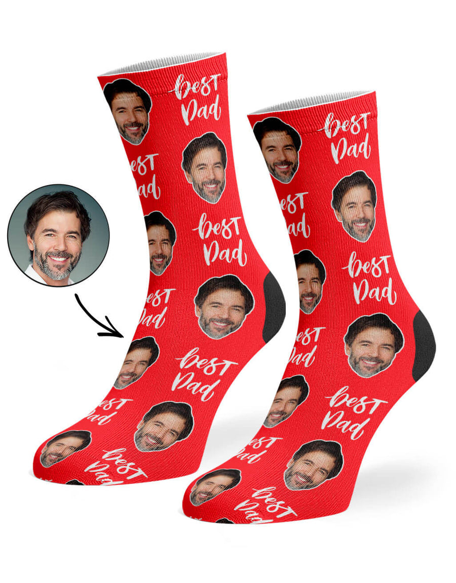 Best Dad Socks