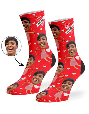 Cupid Girl Socks
