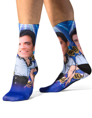 Strictly Me Male Socks
