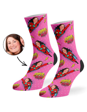 Super Mom Socks
