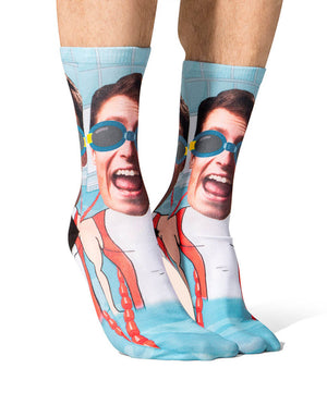 Swimmer Socks