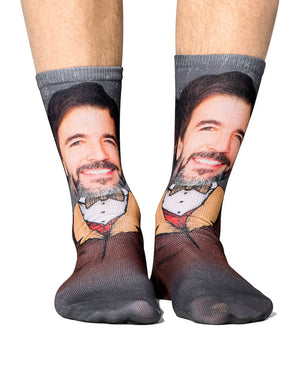 Teacher Man Socks