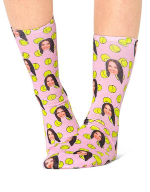 Tennis Balls Socks