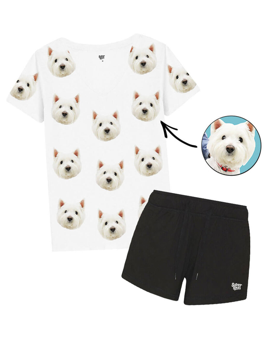 Womens Your Dog PJs