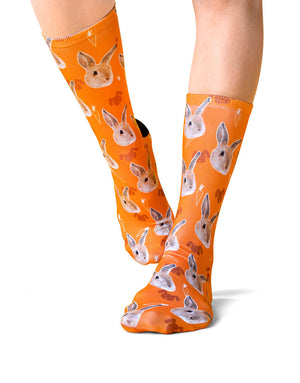 Your Rabbit on Socks