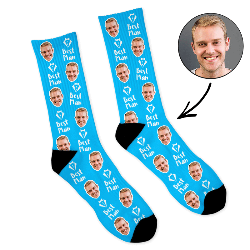 Best Man Socks