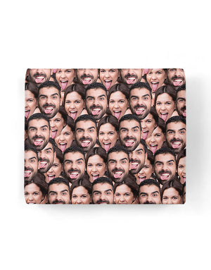 Couple Mash Gift Wrap
