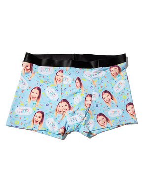 Happy Birthday Face Boxers