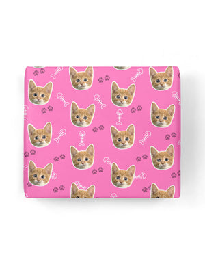 Your Cat Gift Wrap