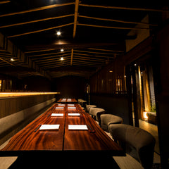 Zenkichi Private Dining Area