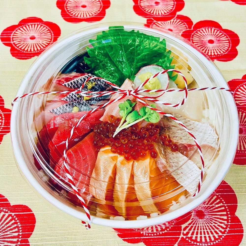 Chirashi Ultimate | Ocean Jewels