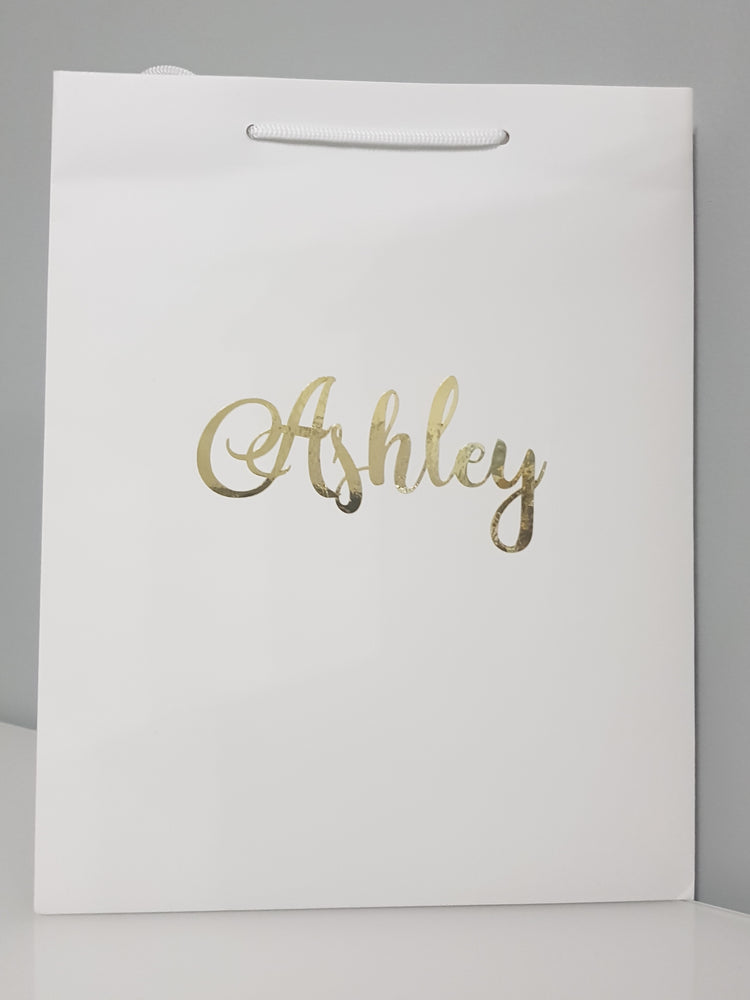 Gift Bags Personalised