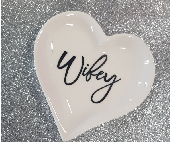 Heart Ring Trinket Dish