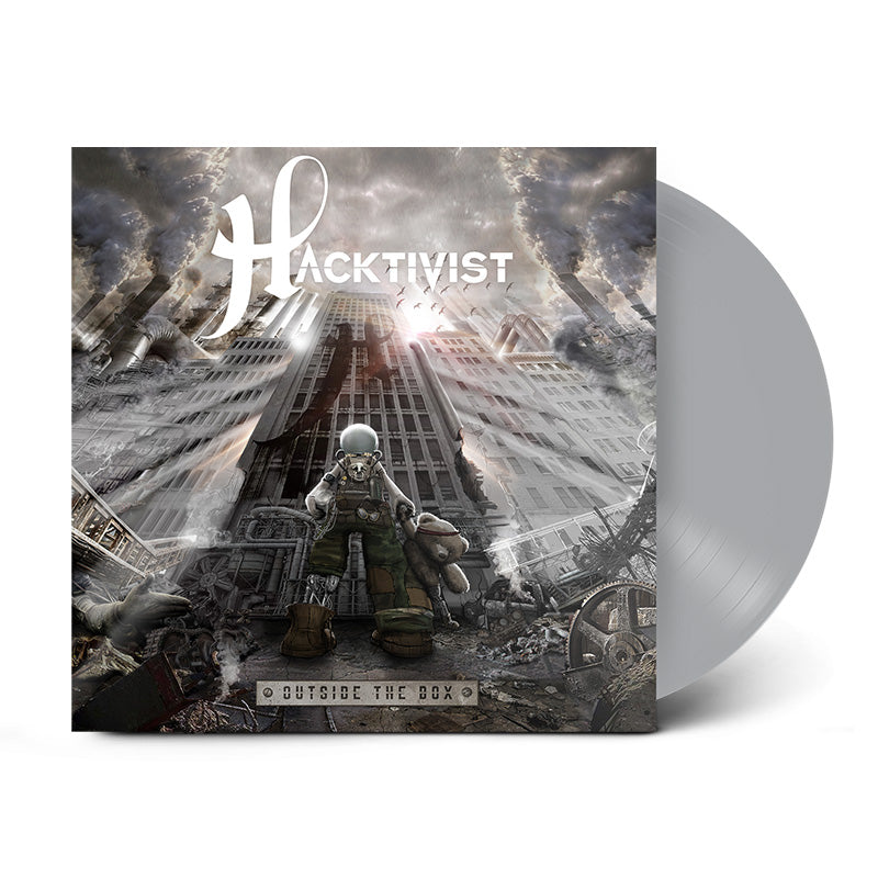 Outside The Box Vinyl (Silver)