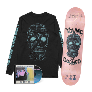 Barriers CD/Longsleeve/Skate Deck Bundle