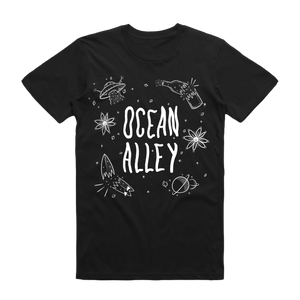 Galaxy Black T-Shirt