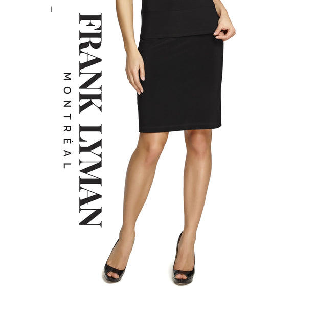 Frank Lyman - Easy Wear Little Black Skirt