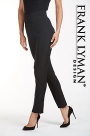 Frank Lyman - Straight Leg Stretch Trousers (2 colours)