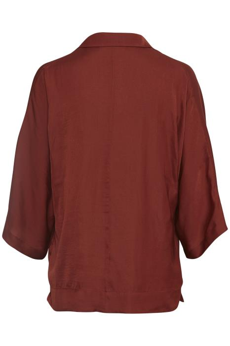 InWear - Thalia V Neck 3/4 Sleeved Top (2 colours)
