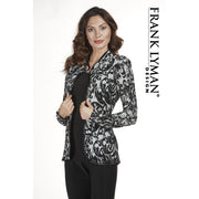 Frank Lyman - Embossed Evening Jacket