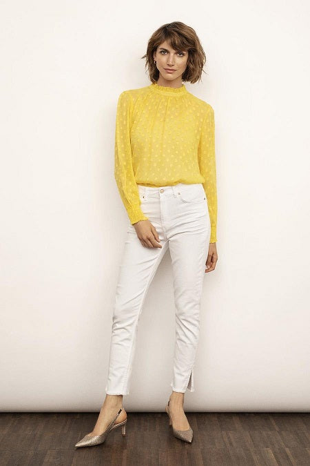 Part Two - Manon I Cotton Jeans