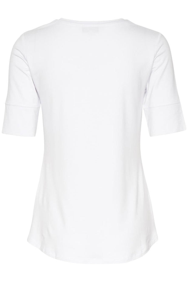 Part Two - Kasa Short Sleeve Relaxed Fit Tee Shirt