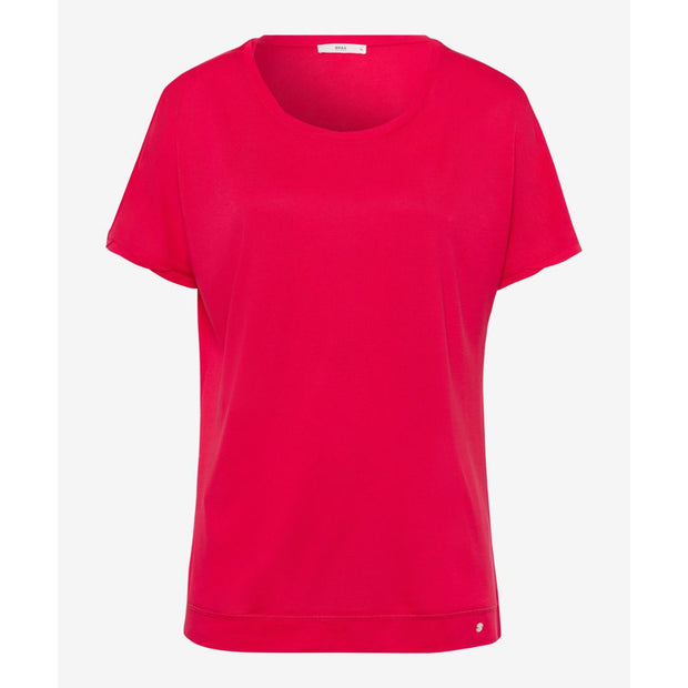 Brax - Caelen Short Sleeve Scoop Neck T Shirt (2 colours)