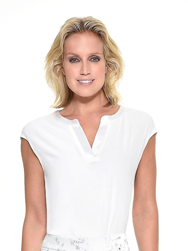 Robell – Celine Short Cap Sleeve Top (4 Colours)