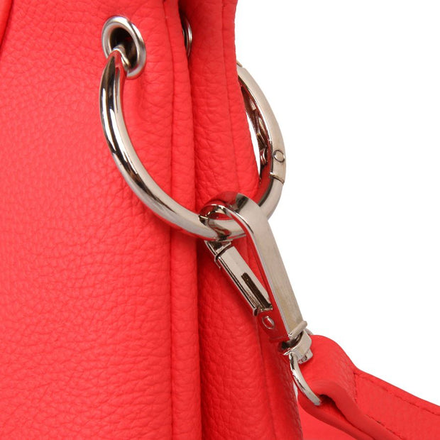 Red Cuckoo -Multi Function Cross Body Bag