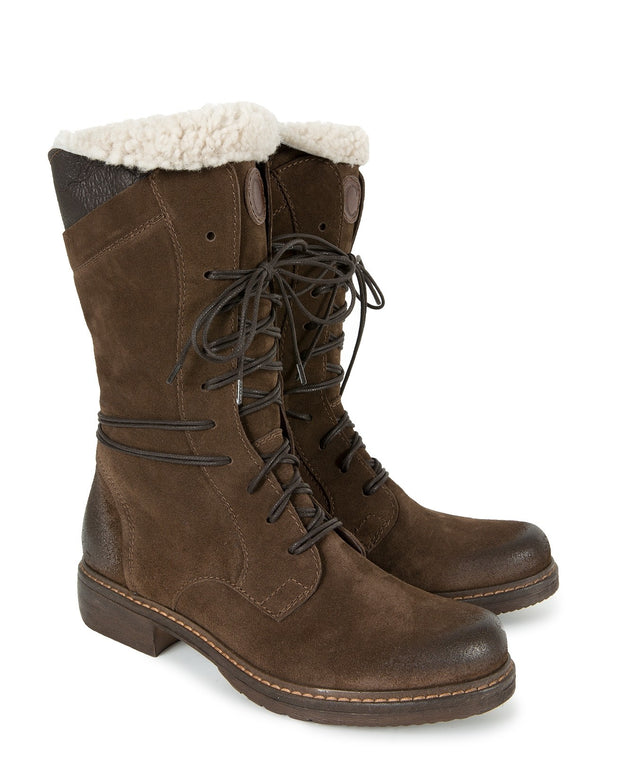Celtic & Co. - Woodsman Boot - Brown