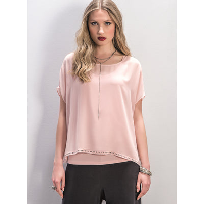 Michaela Louisa - Chiffon Top & Camisole