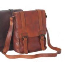 Ashwood Leather Heritage Collection Leather Man Bag (2 colours)