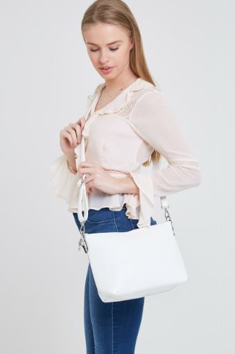 Kris-Ana Medium Sized Reversible Crossbody Bag (Various Colours)