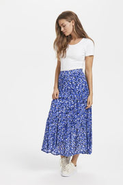 Part Two - Palmira Long Floaty Skirt with Small Frills