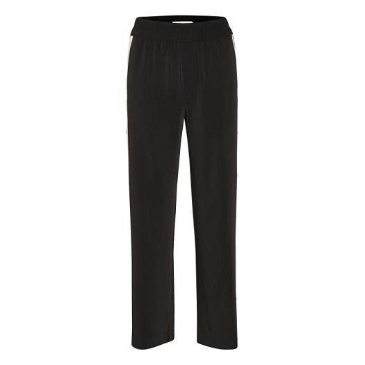InWear - Abana Track pant style trouser with side stripe