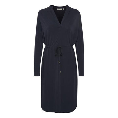InWear - Alana Long Sleeve Knee Length Dress