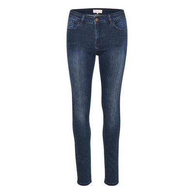 Part Two - Alice - Skinny Jeans in Dark Denim