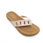 Lunar Shoes - Ariel Toe Post Mule Sandal (2 colours)