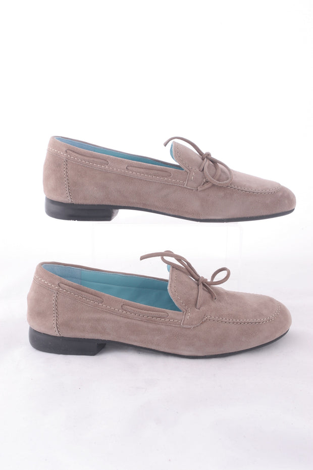 Thierry Rabotin - Bea - Pale Brown Suede Loafer