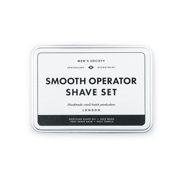 Men's Society - Smooth Operator Shave Set