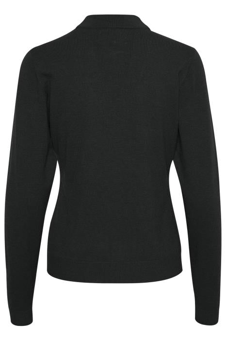 Part Two - Eydna Long Sleeve Wrap-Over Effect Jumper