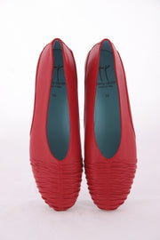 Thierry Rabotin - Glenn Flat Leather Pump (multiple colours)