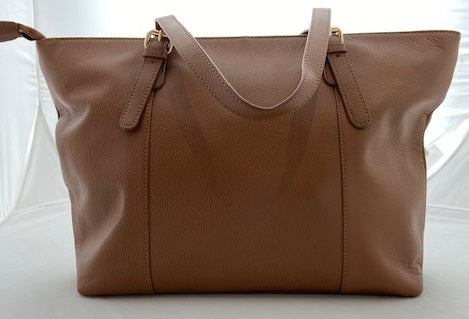 Ashwood Leather Shopper Style Shoulder Bag  (2 colours)