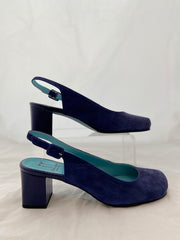 Thierry Rabotin - Springs Low Heel Sling Back