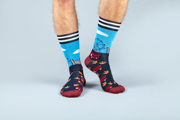 Moustard - London Socks